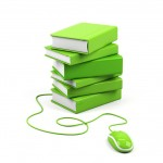 Growth Engineering green books and a mouse
