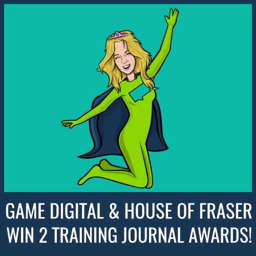 training-journal-awards-win
