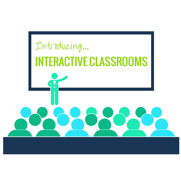 Growth Engineering Interactive Classroom Functionality