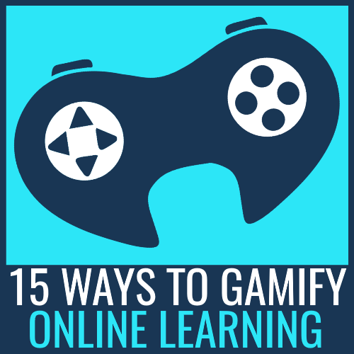 15 ways to gamify online learning