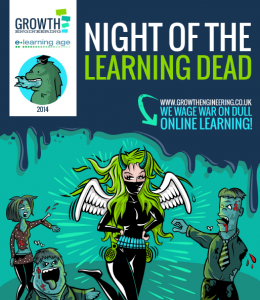 Night of the Learning Dead Comic