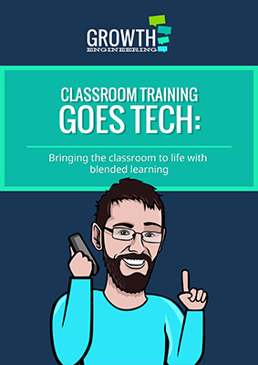 Classroom Training Goes Tech