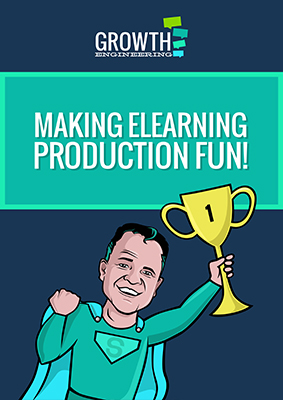 Making eLearning production fun