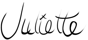 Juliette signature