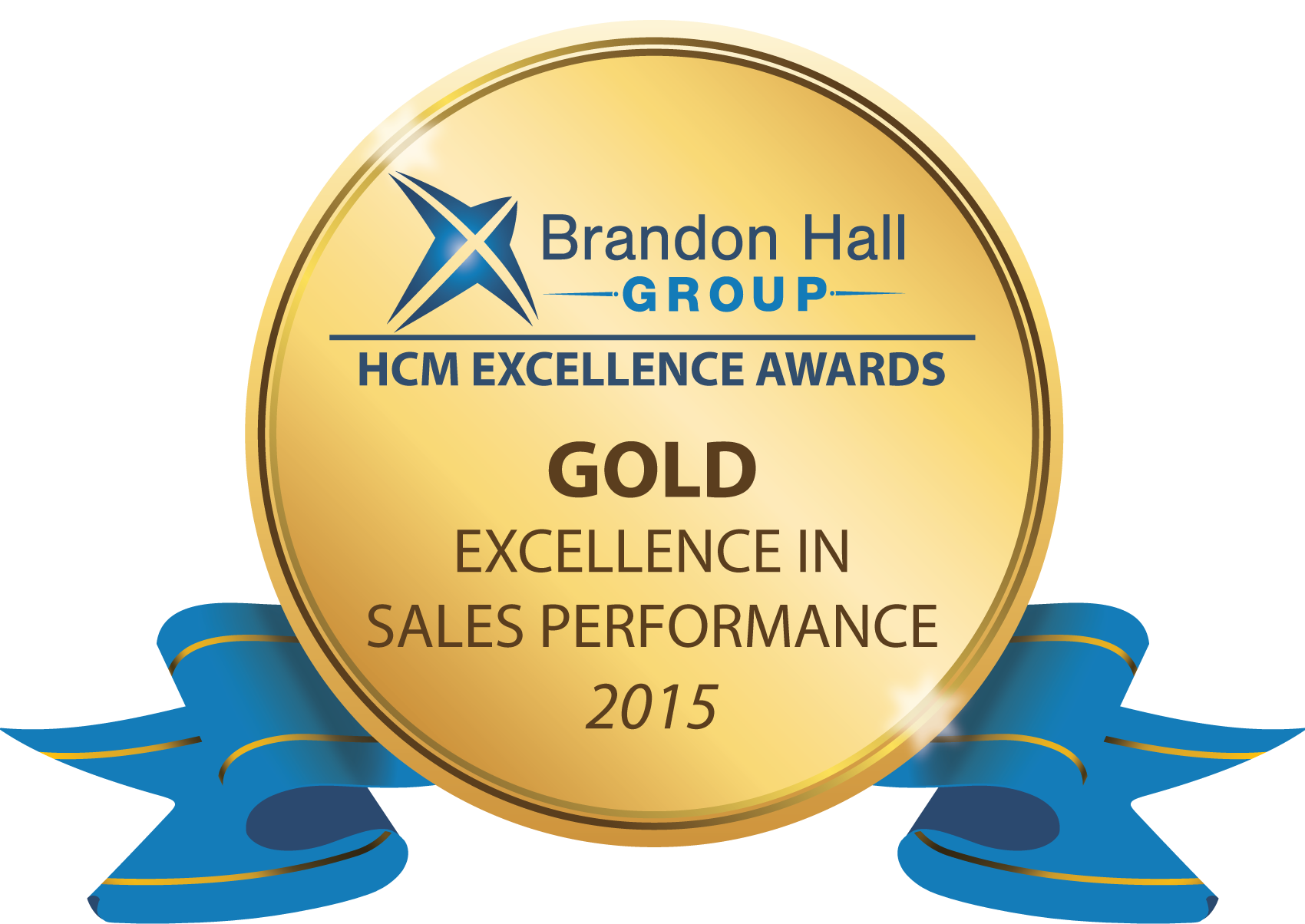 We've won THREE Brandon Hall Excellence Awards!