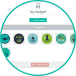 My Badges Page