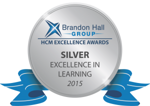 Silver Learning and Development Award