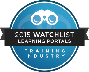 Training Industry Top Learning Portals Watch List