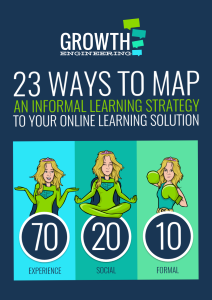 23 ways to map informal learning to your online learning