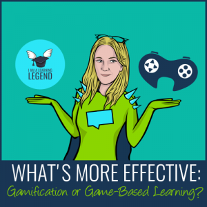 What's More Effective - Gamification or Game-based Learning
