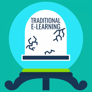 death of traditional elearning