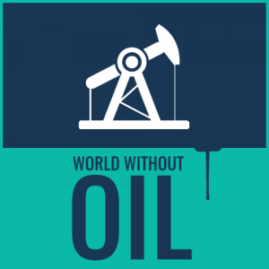 world without oil