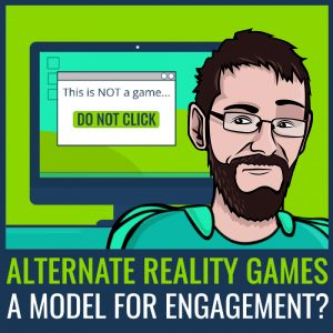 alternate reality games and learner engagement feat