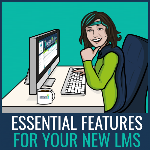 essential features for a modern lms