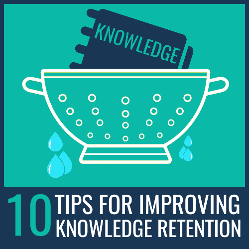 improving knowledge retention online learning