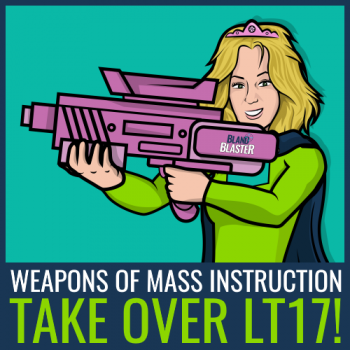 Weapons of Mass Instruction Take Over LT17!
