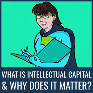 intellectual capital online learning