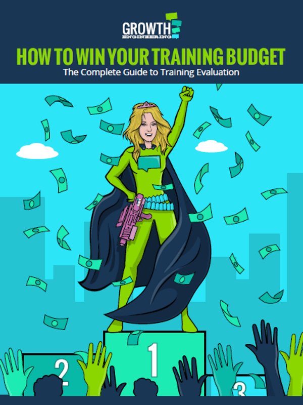 How to Win Your Training Budget