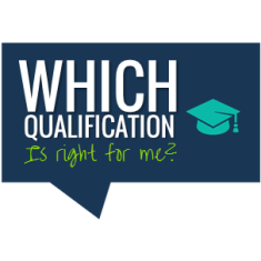 Which qualification is right for me