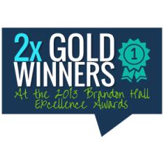 2x Gold Winners