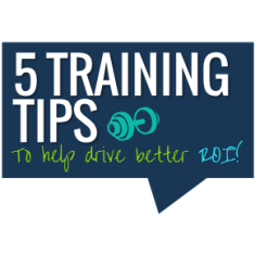 5 Training Tips