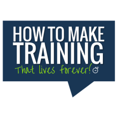 How to make training that lives forever