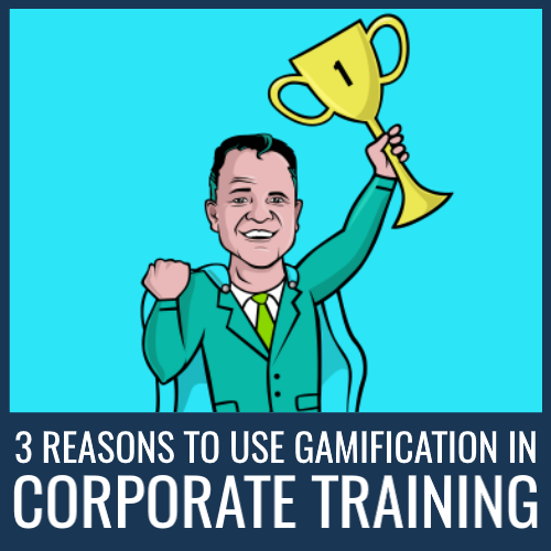 corporate training gamification
