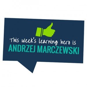 Andrzej Marczewski Gamification Learning Hero