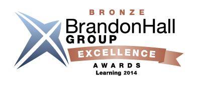 Brandon Hall Excellence Award Bronze
