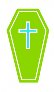 Coffin green