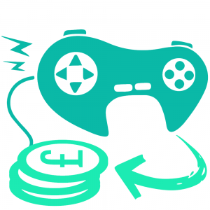 Gamification controller and money