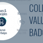 Collect values badges