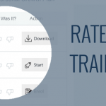 rate training