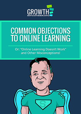 common objections to online learning white paper