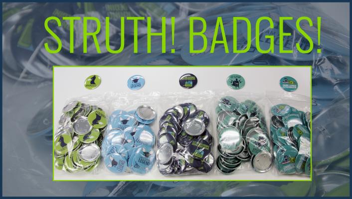 struth badges