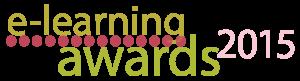 e-Learning Awards 2015 Logo PNG