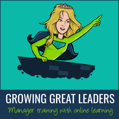 manager training with online learning