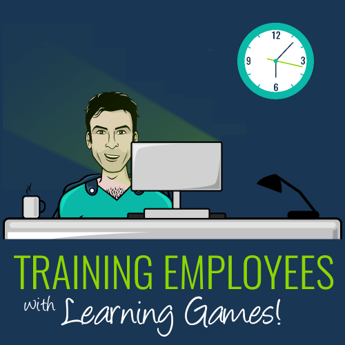 training employees with learning games
