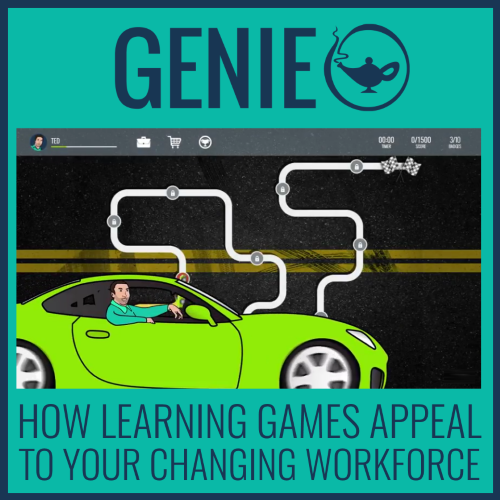 How Learning Games Appeal to Your Changing Workforce
