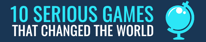 10 serious games that changed the world