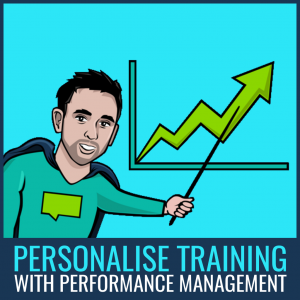 personalise your training