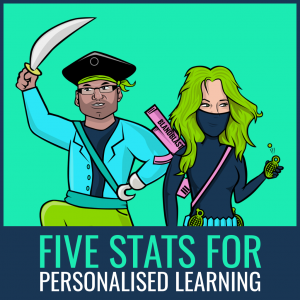 Personalised Learning Stats
