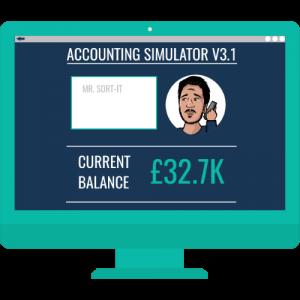accounting sim