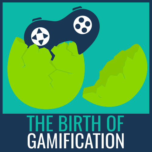 History of gamification: birth of gamification