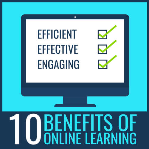 benefits of online learning feat