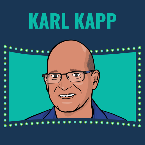 Karl Kapp on Why Gamification Works