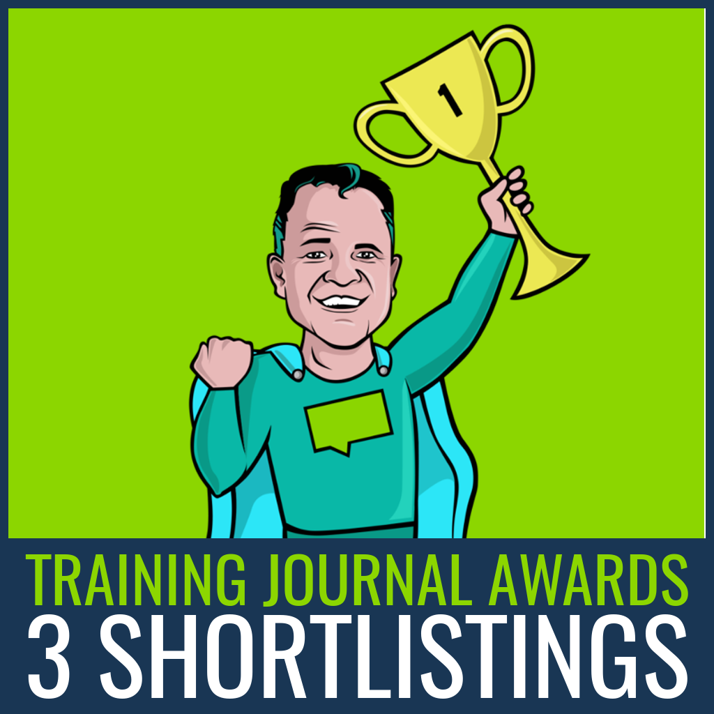 Training Journal Awards