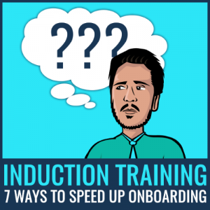 induction training and onboarding tips
