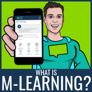 what-is-mlearning
