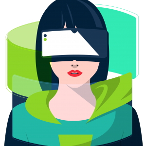 The future of social learning involves VR headset